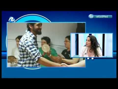 II Gala de la Gastronomía solidaria en Estil Mediterrani (Mediterraneo TV)
