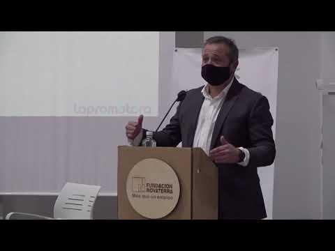Presentación La Promotora de Fundación Novaterra en Alcoi