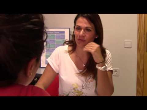 "Andrea, psicóloga voluntaria: ""Novaterra es compromiso"""