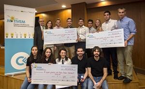 Voluntarios de Novaterra son premiados por el ADEIT