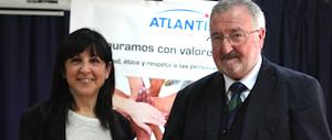 La Fundación Novaterra recibe 1.500 euros del Fondo Solidario de Atlantis para luchar contra la exclusión social