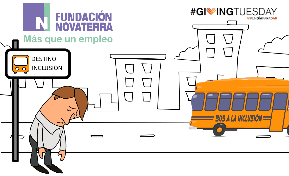 Dona-Bus inclusión 2018
