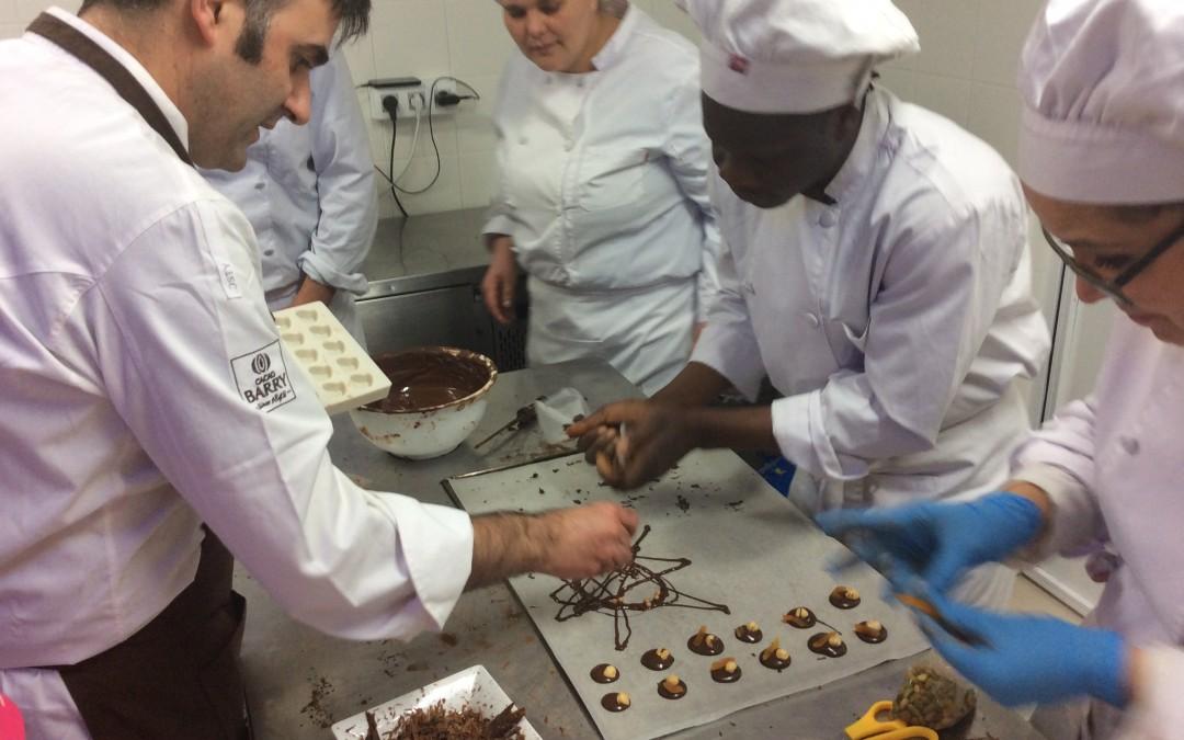 Novaterra clausura el primer curso de cocina con 6 exclusivas Masterclass