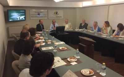 Femeval y Fundación Novaterra organizan un desayuno para dar a conocer las ventajas de la inserción socio-laboral a las empresas del sector