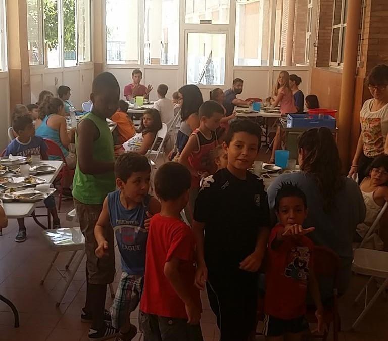 FISAT, EDUCO y Fundación Novaterra colaboran en los Campamentos de Verano para jóvenes en riesgo de exclusión social
