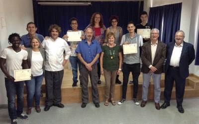 """El programa """"Puentes a la oportunidad"""" de la Fundación Novaterra finaliza con 5 personas con un empleo"""