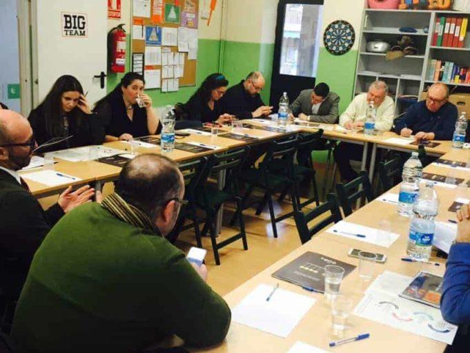 La Fundación Novaterra moviliza a los principales presidentes de las Mancomunidades Valencianas en la lucha contra el desempleo y la exclusión