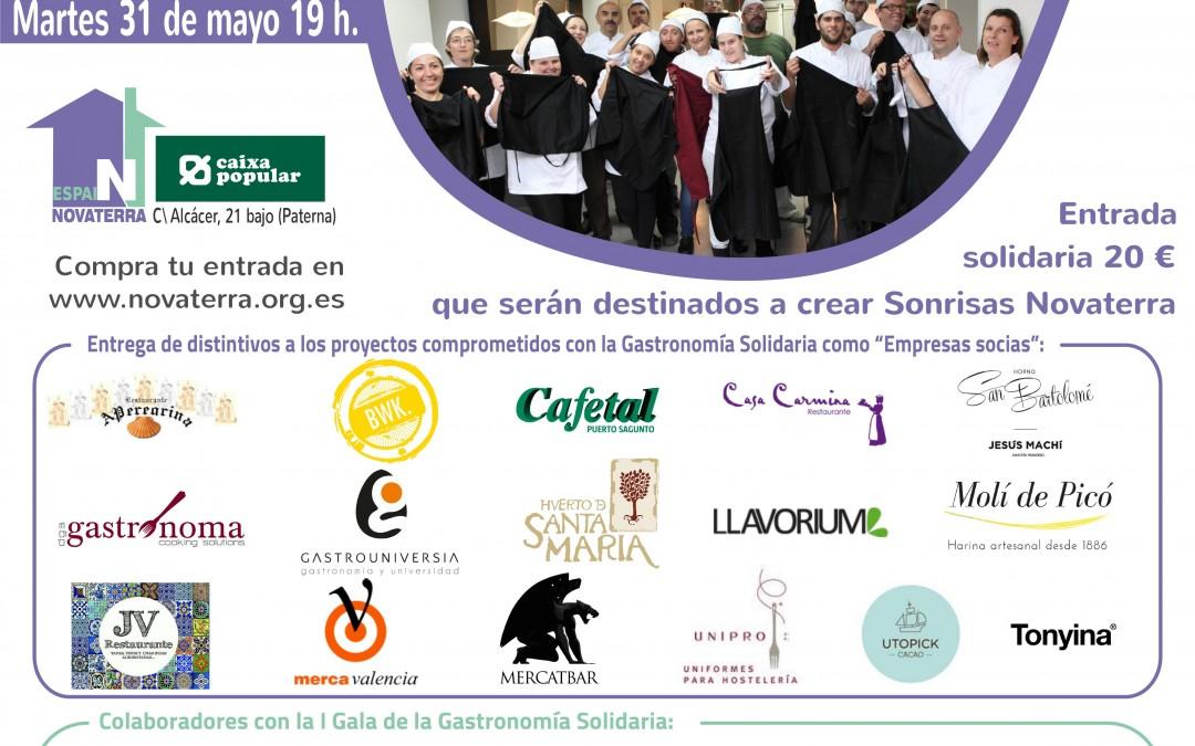 """Fundación Novaterra suma 16 nuevas empresas socias bajo el lema """"Gastronomía Solidaria"""""""