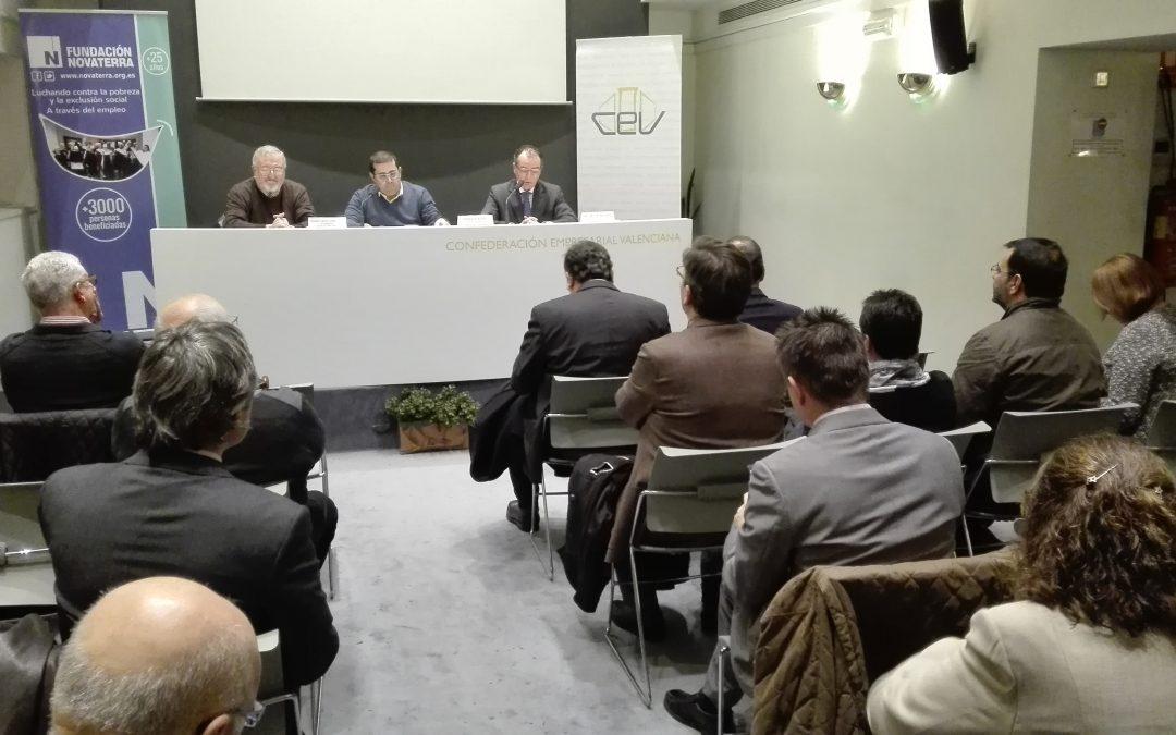 """Federico Buyolo, Director General de Solidaridad y Cooperación: """"Las empresas que no son éticas no son empresas"""""""