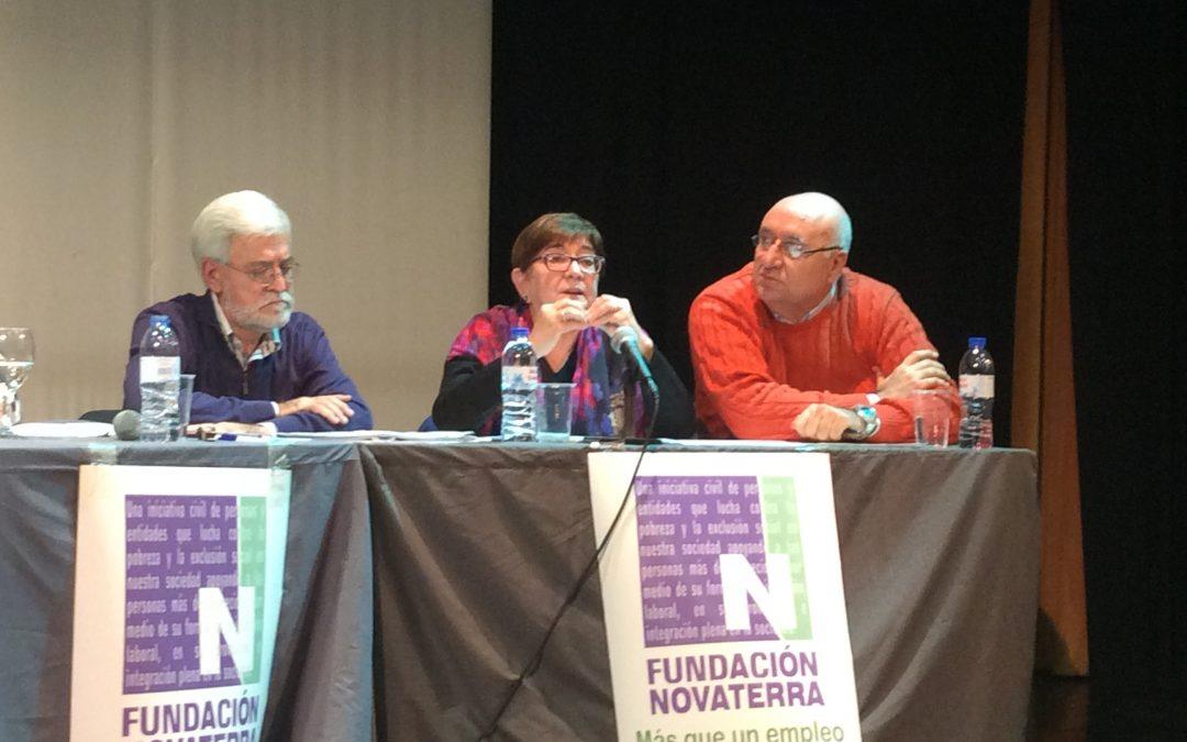 Fallece Amparo Moreno, patrona de Novaterra