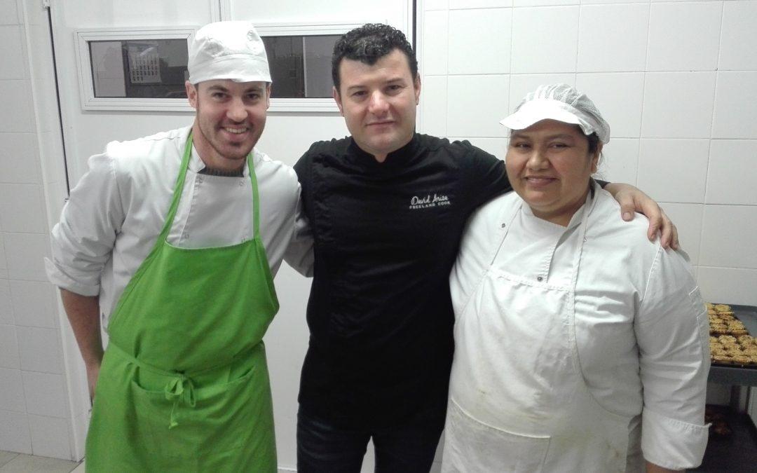 Freeland Cook se asocia a Novaterra dentro de la campaña «Gastronomía Solidaria»