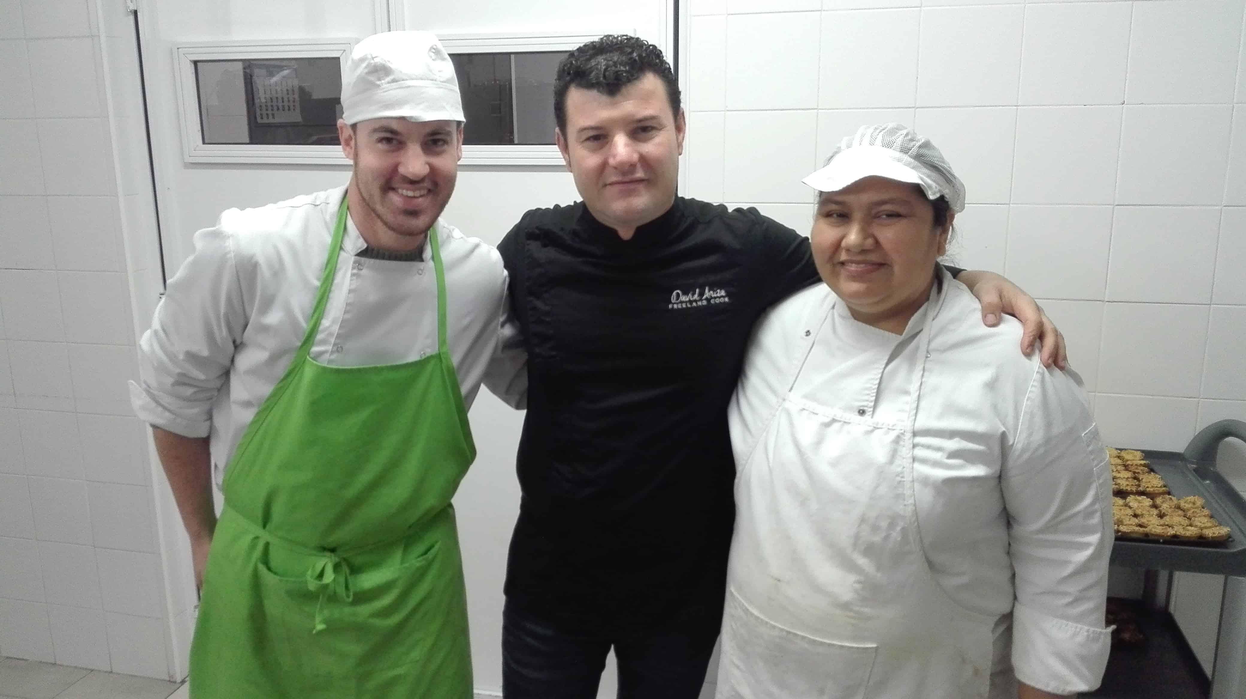 Gastronomía Solidaria
