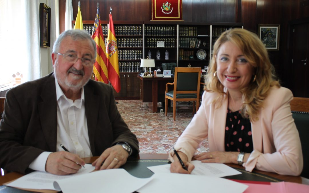 Fundación Novaterra y el Colegio de Médicos sellan una alianza