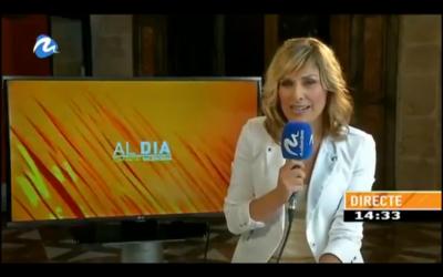 """Novaterra en """"AL DIA Comunitat Valenciana"""" Mediterráneo TV"""