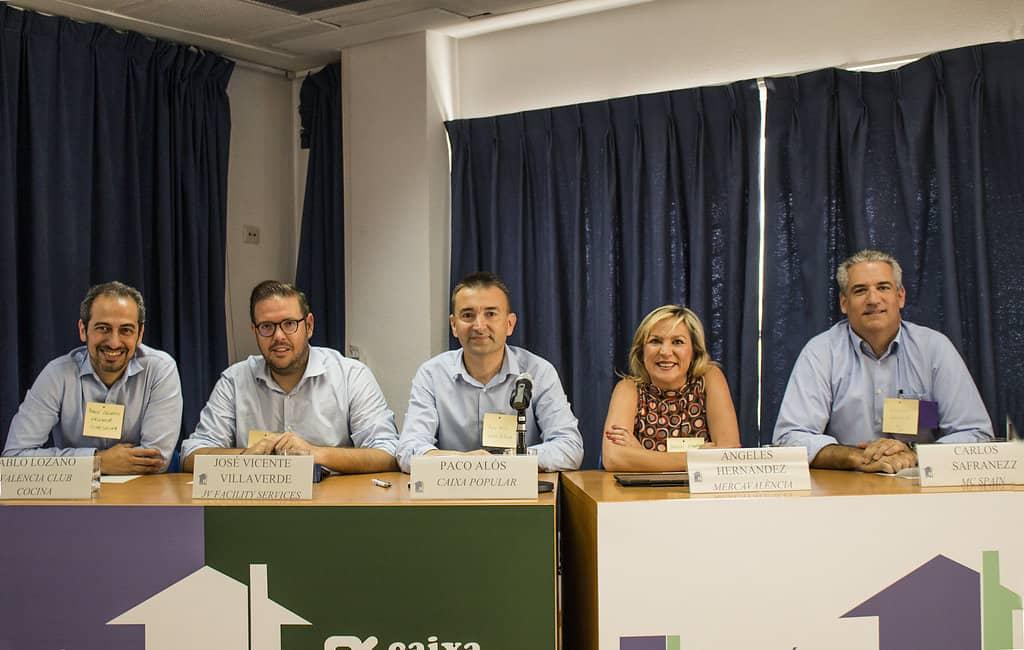 Un centenar de profesionales hacen networking responsable en Novaterra