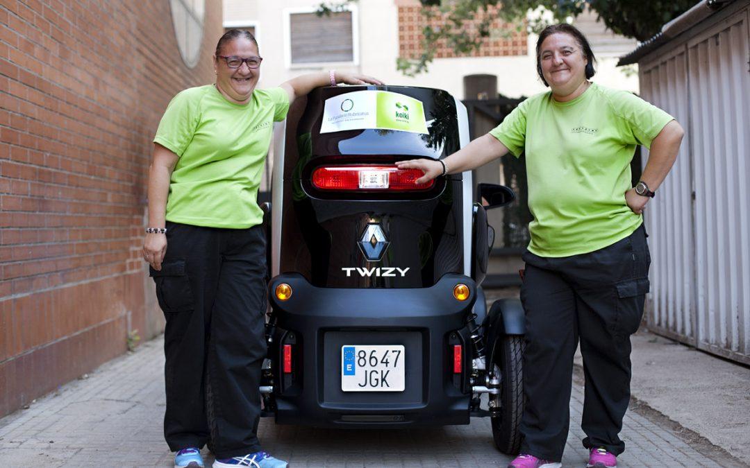 El reparto sostenible se afianza en Valencia bajo la alianza entre Koiki y Novaterra Social Logistics