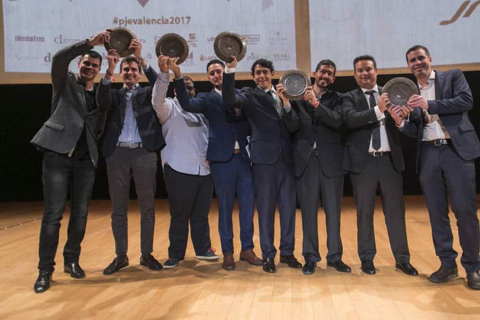 Novaterra Catering Sostenible, Premio a la Joven Empresa Social de la Asociación de Jóvenes Empresarios de Valencia