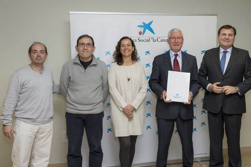 """Fundación Novaterra renueva un año más su participación en el programa Incorpora de la Obra social """"la Caixa"""""""