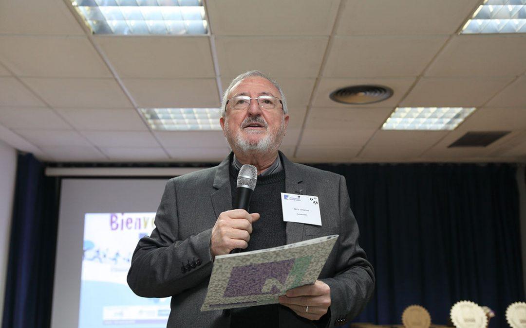Bienvenida de Paco Cobacho en el III Networking de Empresas Responsables Interconectadas