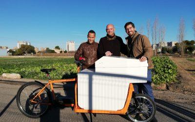 Novaterra Social Logistics y Koiki inician el reparto sostenible en Valencia