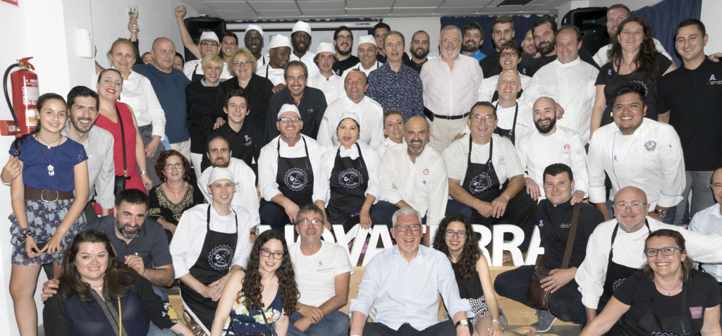 Más de 70 empresas se darán cita en la IV Gala de la Gastronomía Solidaria en favor de Novaterra