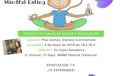 "Taller Solidario ""Mindful Eating"""