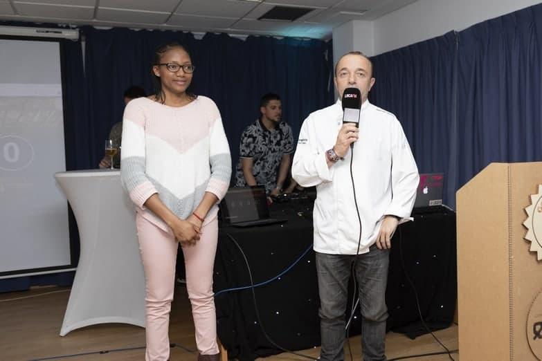 Más de 250 personas asisten a la IV Gala de la Gastronomía Solidaria de la Fundación Novaterra