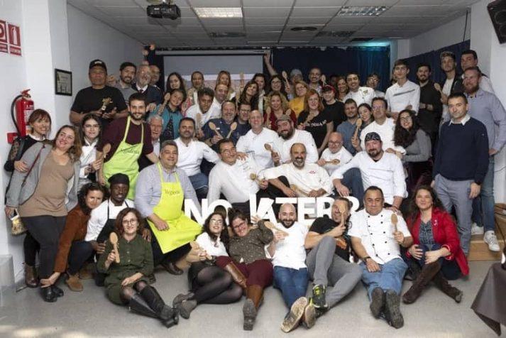 Fotogalería IV Gala Gastronomía Solidaria