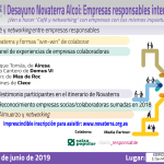 I Networking Novaterra Alcoi de Empresas Responsables Interconectadas