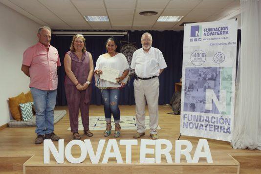 WalkerPack clausura la primera edición de Formación a la Carta con Novaterra