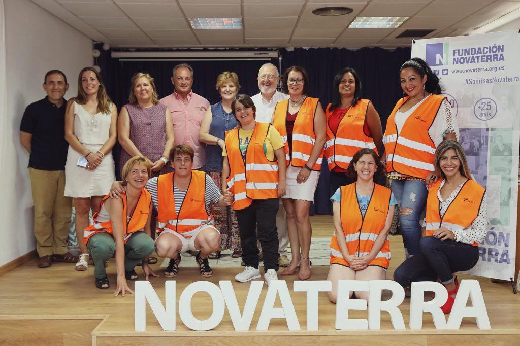 Fundación Novaterra pone en marcha un nuevo Centro de Formación y Empleo
