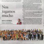 "Paco Cobacho: ""Nos jugamos mucho"""
