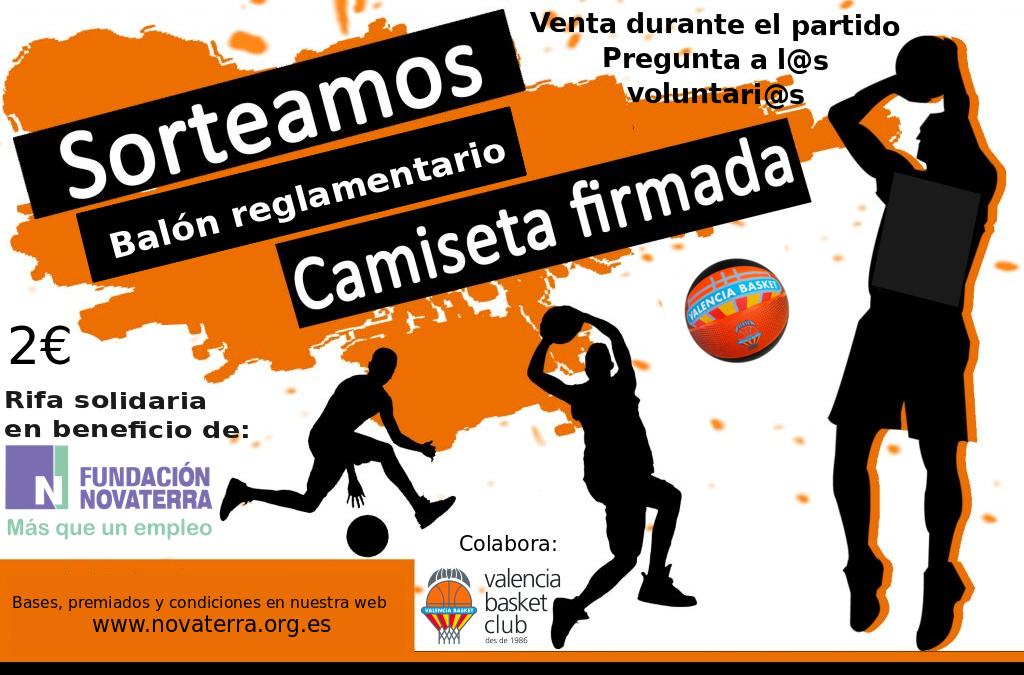 Rifa Solidaria Valencia Basket