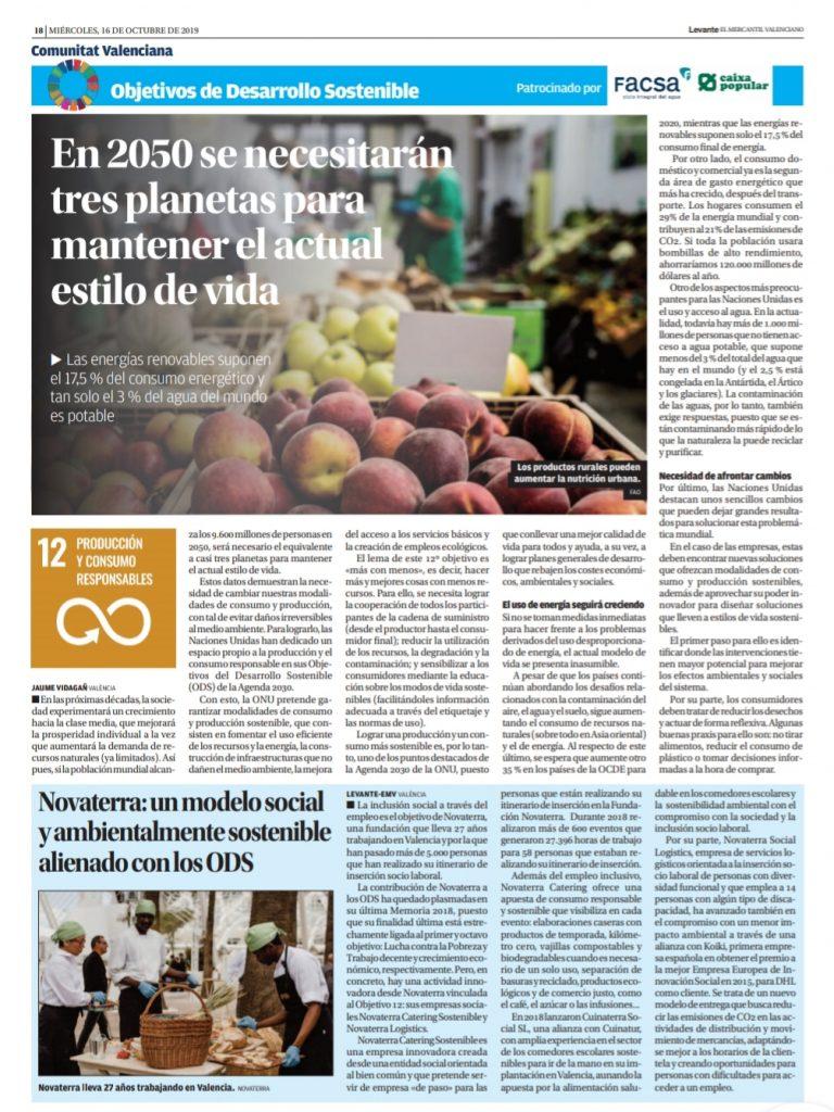 Novaterra: un modelo social y ambientalmente alineado con los ODS