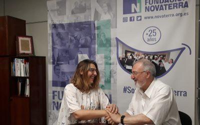 Novaterra y Esfera Social firman un convenio para promover la inclusión social y la responsabilidad social