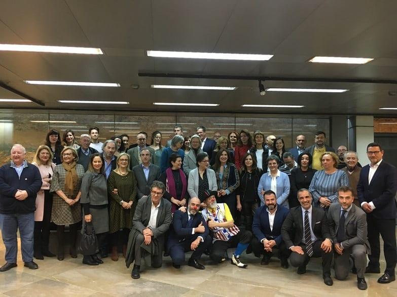 """El ICAV entrega sus """"cheques solidarios"""" a 31 entidades con fines benéficos, entre ellas Novaterra"""