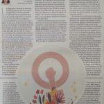 """Herminia Rangel: """"Una sola voz y una sola mirada contra la violencia de género"""""""