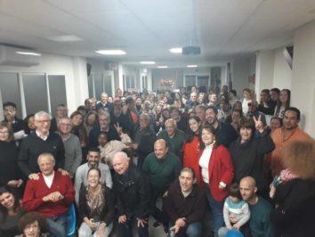 Brindis Novaterra Navidad 2019