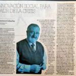 """""""Innovación social para salir de la crisis"""" Paco Cobacho"""