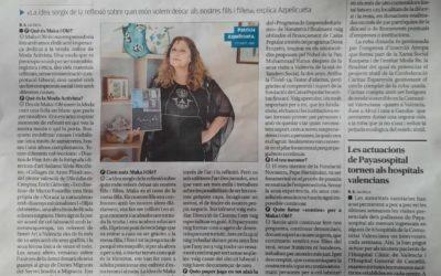 """Dona Emprèn: """"Una moda que ens preocupa ha de tindre un fort compromís social i ètic"""" Patricia Azpelicueta, Emprenedora de Novaterra"""