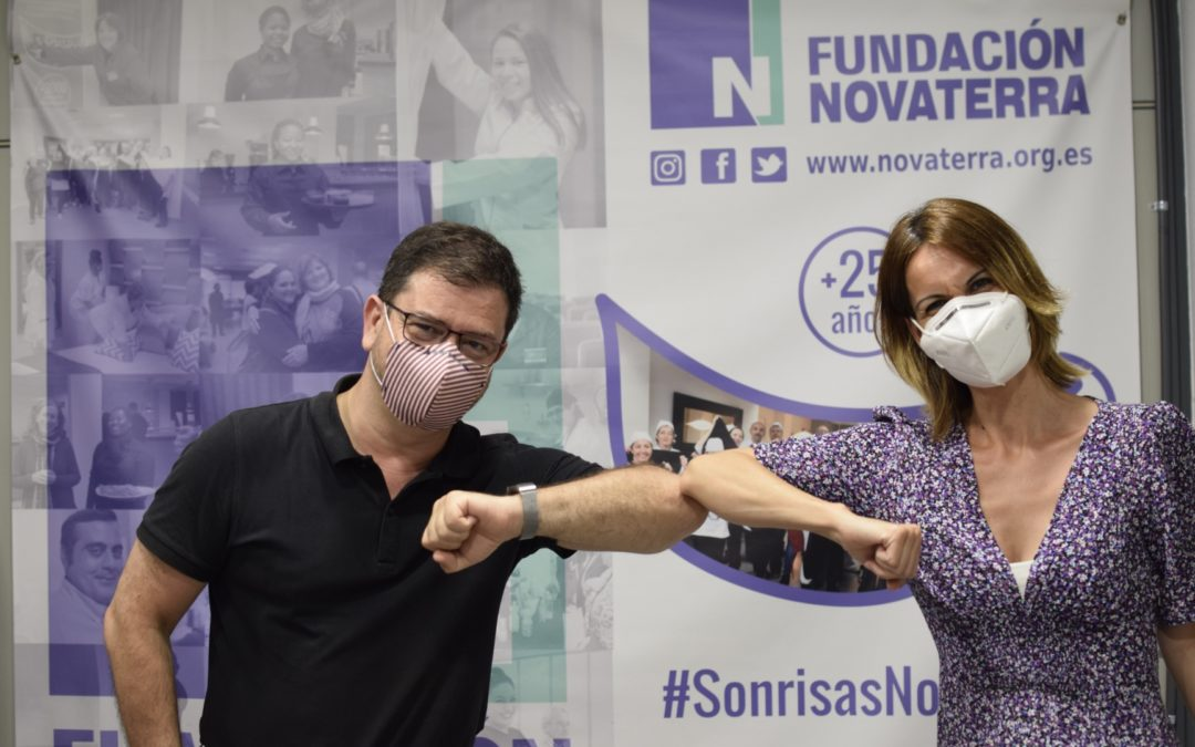 Fundación Novaterra y Control Integral del Riesgo se alían para acercar la responsabilidad social a las empresas