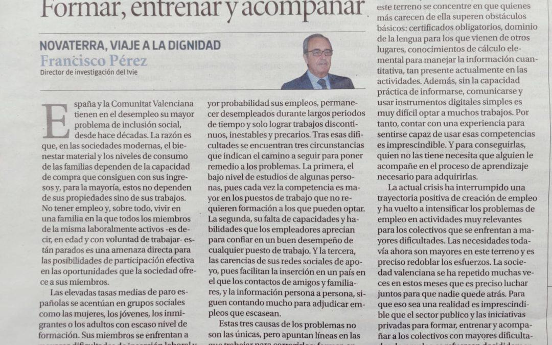 """Francisco Pérez: """"Formar, entrenar y acompañar"""""""