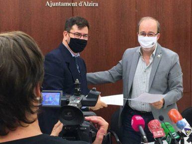 Convenio con el Ayuntamiento de Alzira para la creación y puesta en marcha de nuestra sede en la ciudad