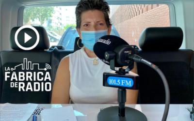 Entrevista en Radio Plaza sobre el programa de emprendimiento femenino «Dona Emprèn»