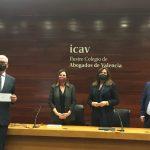 Ilustre Colegio de Abogados apoya itinerarios de inserción socio laboral de Novaterra con el 1% de su presupuesto