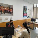 39 personas realizan su itinerario de inserción socio laboral en Novaterra Alzira y 7 consiguen empleo en 2020 a pesar de la pandemia
