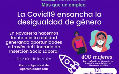 "Loreto Martínez: ""La Covid19 ensancha la desigualdad de género"""