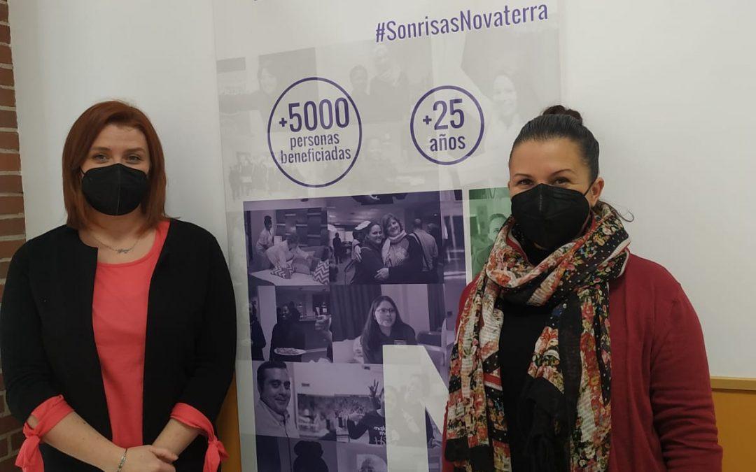 39 personas realizan su itinerario socio laboral en Novaterra Alzira y 7 consiguen empleo en 2020 a pesar de la pandemia