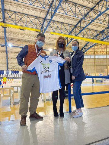 Acuerdo con el Family Cash Alzira Club de Fútbol Sala
