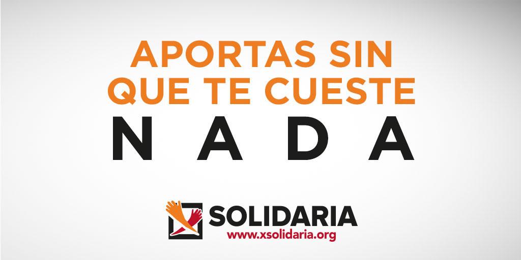 Gracias a la X Solidaria Fundación Novaterra accede a la Ayuda dirigida a la realización de programas de interés general